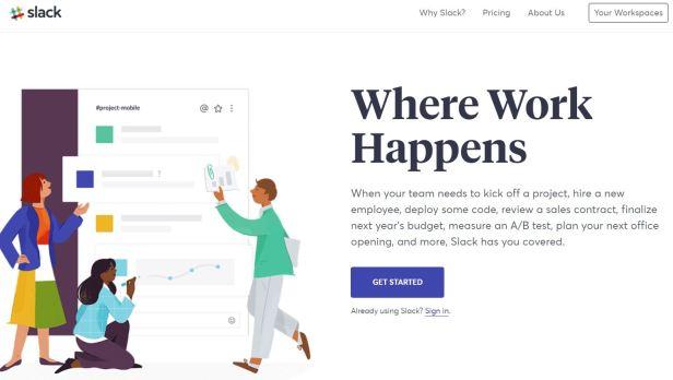 tech tool 1: Slack