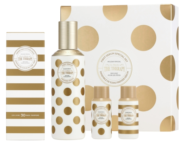 34300178 HOLIDAY THE THERAPY FIRST SERUM SET 2