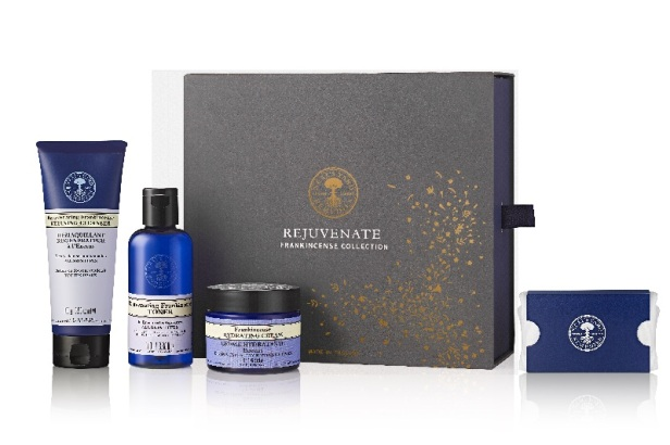 Rejuvenating Frankincense with products