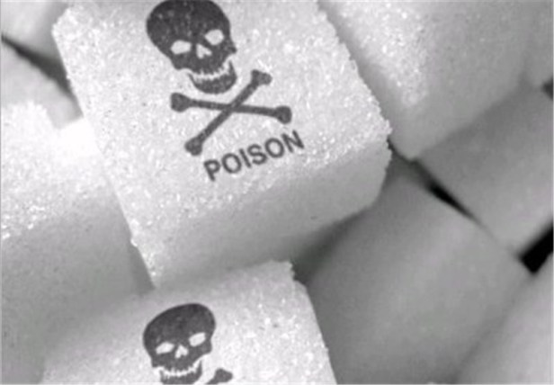 Too much sugar can be bad for your health