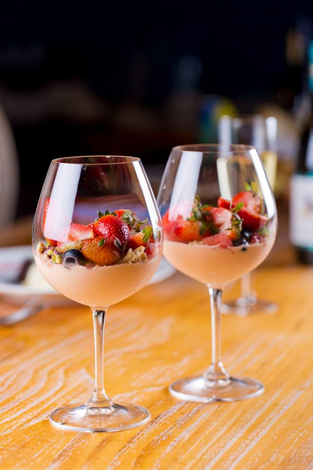 Mocato starwberries
