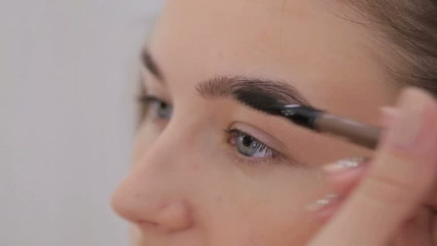No more drawing your brows