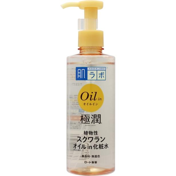 Hada Labo Oil-in-Lotion, $25.90 (170ml)