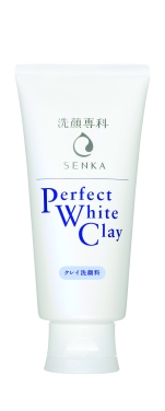 SENKA Perfect White Clay Facial Cleanser, $7.90 for 120g
