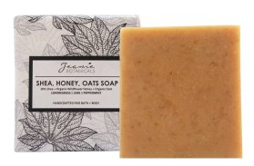 milk HoneyOatSoapBar