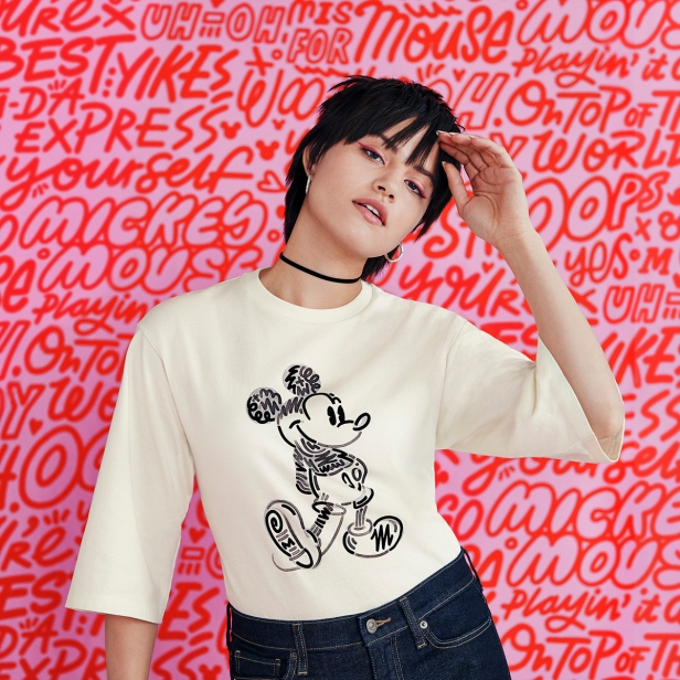 Uniqlo mickey collection