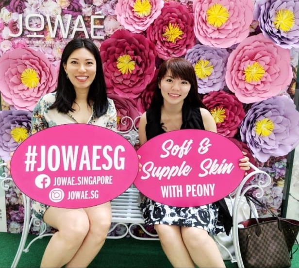 At the Jowae sg launch 29.8.18