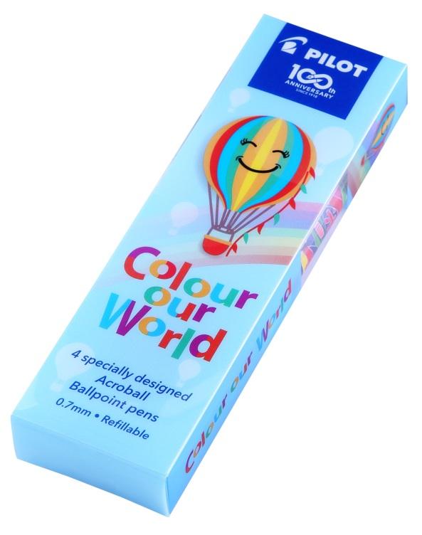 Colour Our World