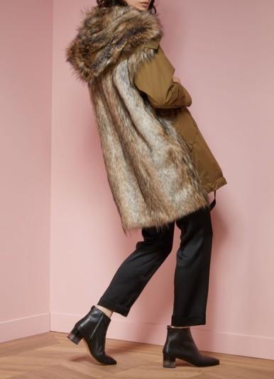 Stella McCartney Faux Fur