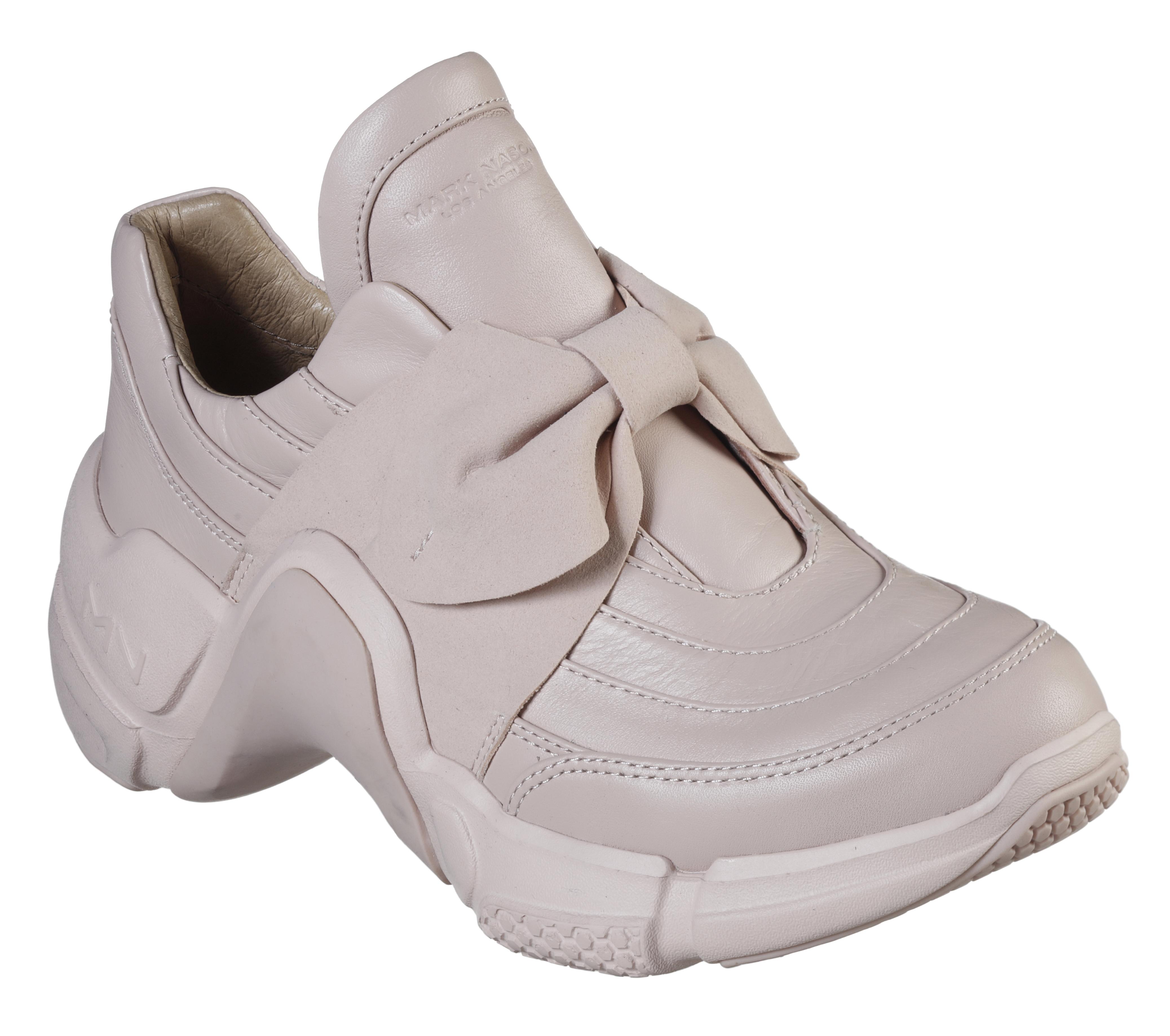 mark nason pink shoes